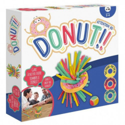 DARPEJE Attention au donut ! pour enfant