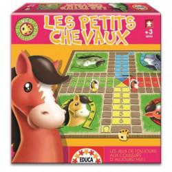 EDUCA Baby Puzzle Train Des Animaux