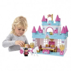 ABRICK le Château de Princesse