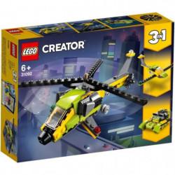 Lego 31092 L'Aventure En Hélicoptere