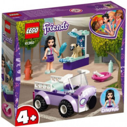 LEGO 4+ Friends 41360 La clinique vétérinaire mobile d'Emma