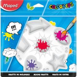 MAPED Palette Color Peps Plastique