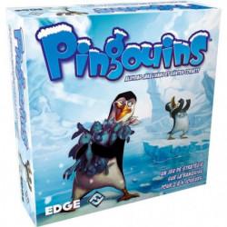 ASMODEE - Pingouins - Jeu de Société