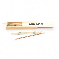 L'ARBRE A JOUER Mikado en bois 18 cm - Plumier en bois