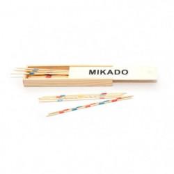 L'ARBRE A JOUER Mikado en bois 25 cm - Plumier en bois