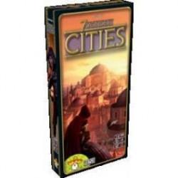 ASMODEE - 7 Wonders - Extension Cities  - Jeu de société