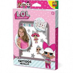 L.O.L. Tatouages métallisés