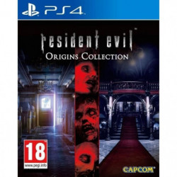 Resident Evil Origins Collection Jeu PS4