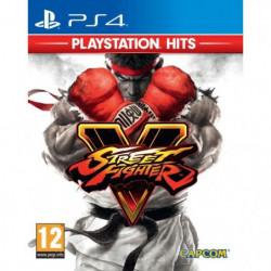 Street Fighter V Playstation Hits Jeu PS4