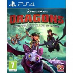Dragons: L'aube des nouveaux Cavaliers Jeux PS4
