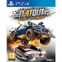 Flatout 4 - Total Insanity Jeu PS4