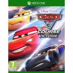 Cars 3 Jeu Xbox One
