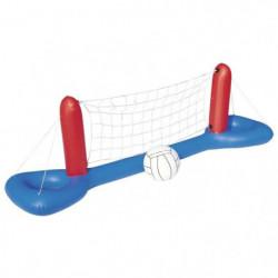 BESTWAY Jeu de piscine Set de volley-ball - 244cm X 64cm X 7
