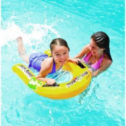 INTEX Bouée gonflable Planche d'apprentissage de natation en