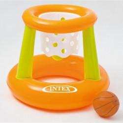 INTEX Jeu De Basket gonflable pour piscine