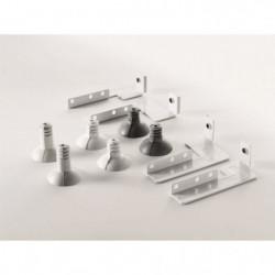 ELECTROLUX 916890058-Kit d'équerres pour superposition lave-