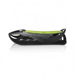 GIZMO RIDERS Luge Neon Grip - Enfant - Noir et vert
