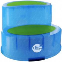 DBB REMOND Marchepied - Bleu pailletté translucide