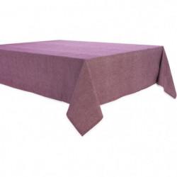 DEKOANDCO Nappe de table Chinny 100% coton  45 x 150 cm - Ro