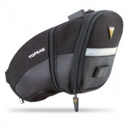 TOPEAK Sacoche de selle Aero Wedge Pack Large - Extensible -