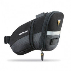 TOPEAK Sacoche de selle Aero Wedge Pack Medium - Extensible