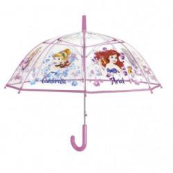 DISNEY Parapluie Princesse - Transparent