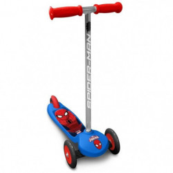 SPIDERMAN Trottinette Steering Twist 3 Roues - Marvel