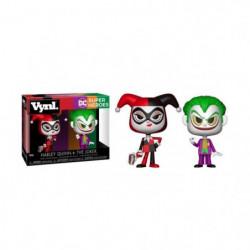 Figurine Funko VYNL : DC : Harley & Joker