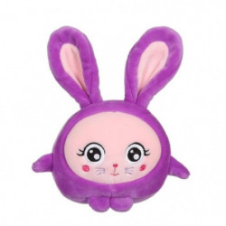 "GIPSY TOYS Squishimals 10 cm lapin violet ""Becky"""