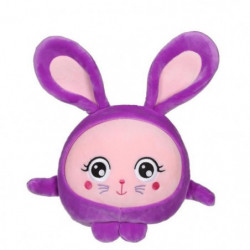 "GIPSY TOYS Squishimals 20 cm lapin violet ""Becky"""