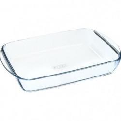 PYREX - ESSENTIALS - Plat a lasagnes en verre 40*28 cm