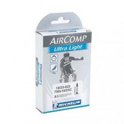 MICHELIN - Chambre a air type A1 modele AIRCOMP ULTRALIGHT d