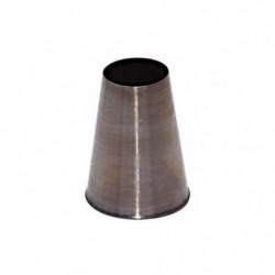 DE BUYER Douille a ruban large - Inox - L 20 x l 2 mm