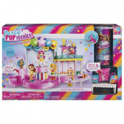 PARTY POPTEENIEES Playset Fete Poptastic Spinmaster