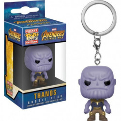 Porte-clé Funko Pocket Pop! Marvel - Avengers Infinity War: