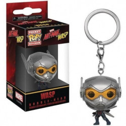 Porte clé Pocket Pop! Marvel - Ant-Man & The Wasp: Wasp