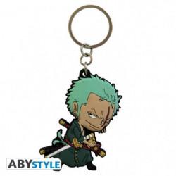 Porte-clés PVC One Piece - Zoro SD - ABYstyle