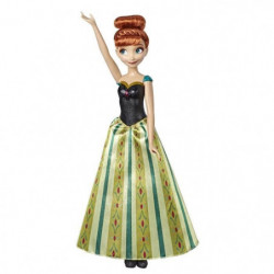 DISNEY PRINCESSES - Anna chantante