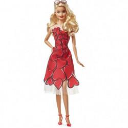 BARBIE - Barbie Je t'aime - Poupée Mannequin - Barbie de Col