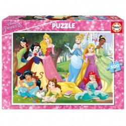 DISNEY PRINCESSES Puzzle 500 Princesses Disney