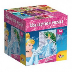 DISNEY PRINCESSES - puzzle Cendrillon