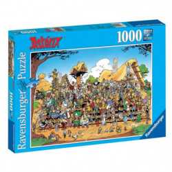 ASTERIX Puzzle Photo De Famille 1000 pcs
