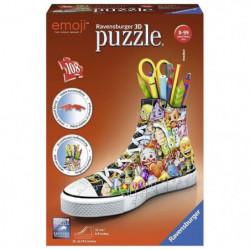 EMOJI Puzzle 3D Sneaker 108 pcs