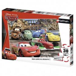 CARS Puzzle 30 pcs Les Amis De Flash McQueen Cars - Disney