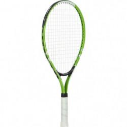 ATHLI-TECH Raquette de tennis T21 - Enfant - Vert et noir