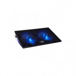 """Advance Refroidisseur PC AirStream 17"""" - 2 ventilateurs LED"""