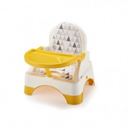 THERMOBABY Edgar rehausseur et marche pied - Ananas