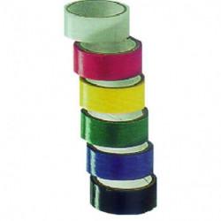 VOLTMAN Lot de 6 rubans adhésifs isolants - Longueur : 5 met