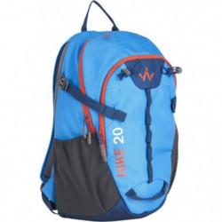 WANABEE Sac a dos de randonnée Hike 20 - Mixte - Bleu