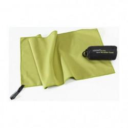 COCOON Serviette microfibre de Randonnée - 90 x 50 cm - Vert